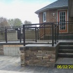 black-metal-glass-deck-railing