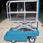 greenhouse-picking-cart
